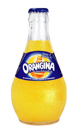 Безалкогольный газированный освежающий напиток Оранжина -инновационный и...